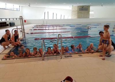 Schwimmtage der 1. Klasse